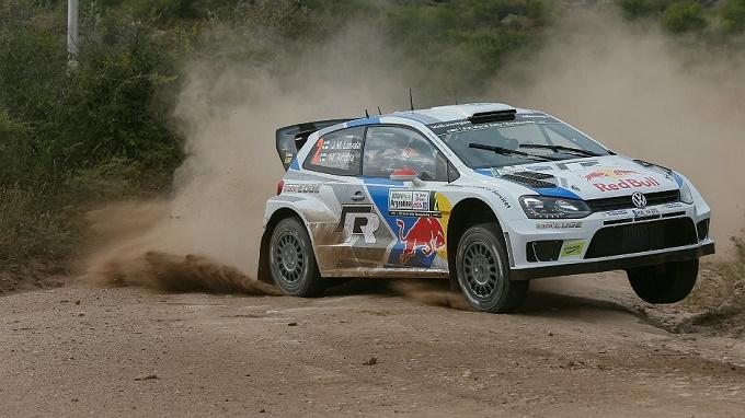 WRC – In Argentina passa in testa Latvala