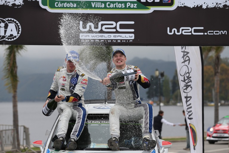 WRC – Latvala stravince in Argentina