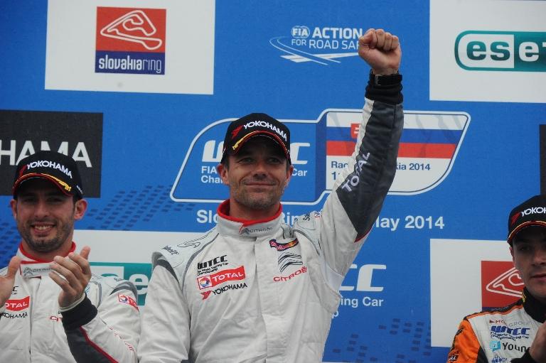 WTCC – Loeb vince Gara 1 in Slovacchia