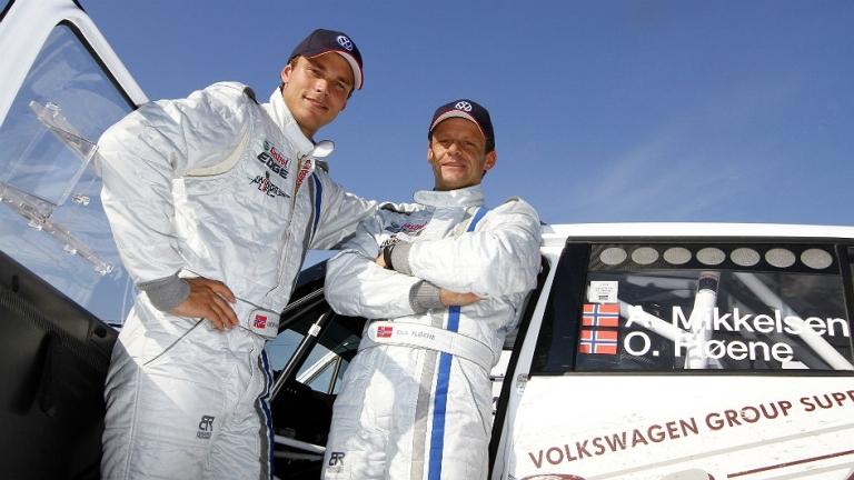 WRC – Mikkelsen licenzia Markkula