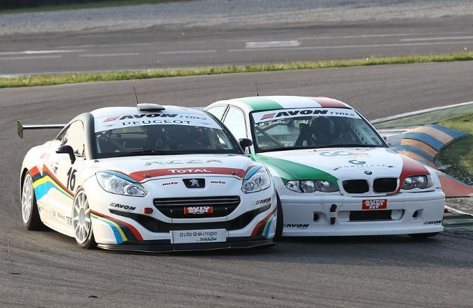 Peugeot RCZ raddoppia nel Campionato Italiano Turismo Endurance