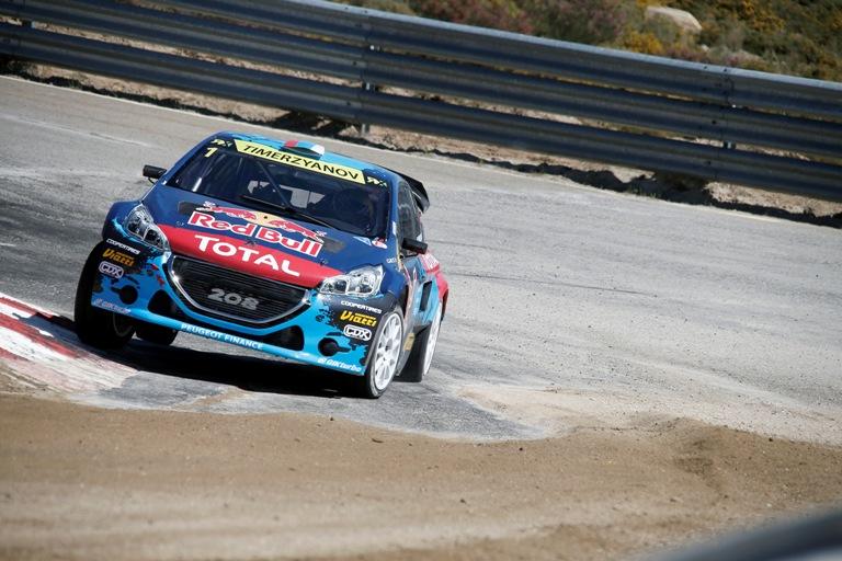 WRX – Team Hansen ottimista per Lydden Hill