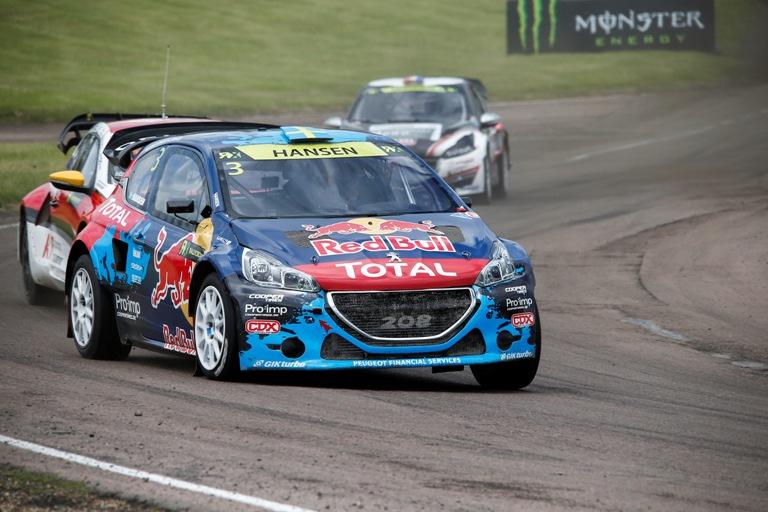 WRC – Peugeot snobba il mondiale