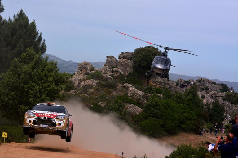 WRC – Il Rally d'Italia al via da Cagliari
