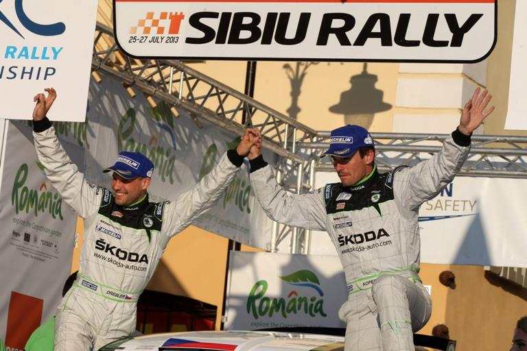 ERC – Il Rally Sibiu non si farà