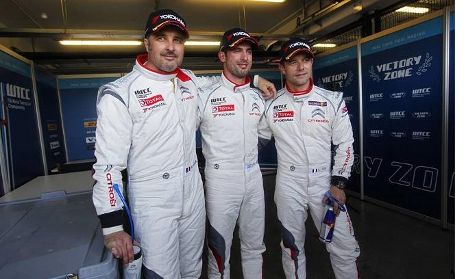 WTCC – In Slovacchia pole di Lopez e della  Citroen