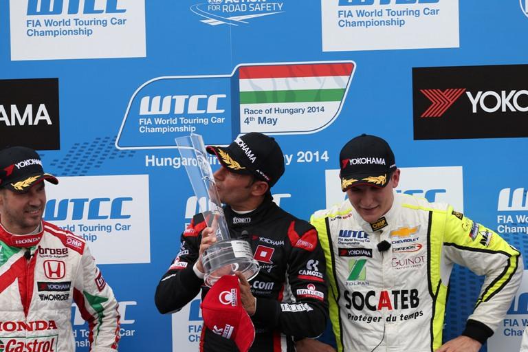 WTCC – In Ungheria trionfo per Müller e Morbidelli