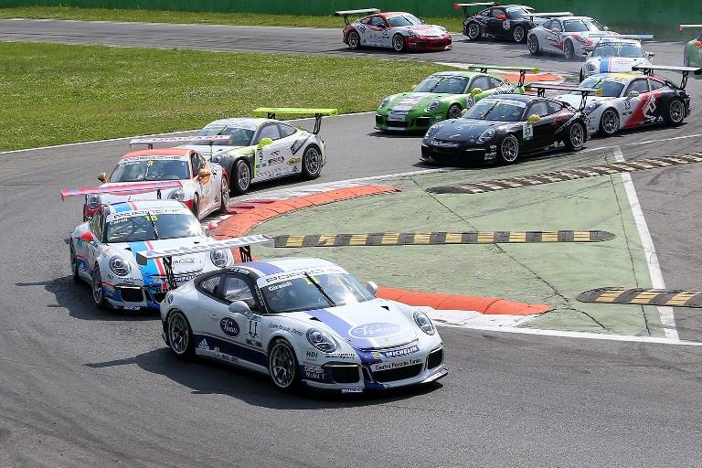 Carrera Cup Italia – A Monza successo per Giraudi e Postiglione