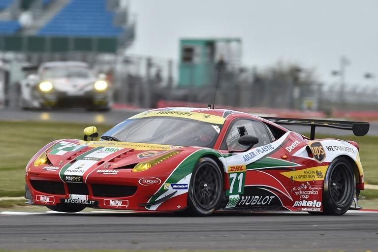 24H di Le Mans – Rigon si prepara al debutto con la Ferrari