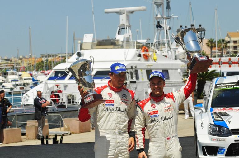 """WRC – Ostberg: """"Il prossimo passo è la vittoria"""""""