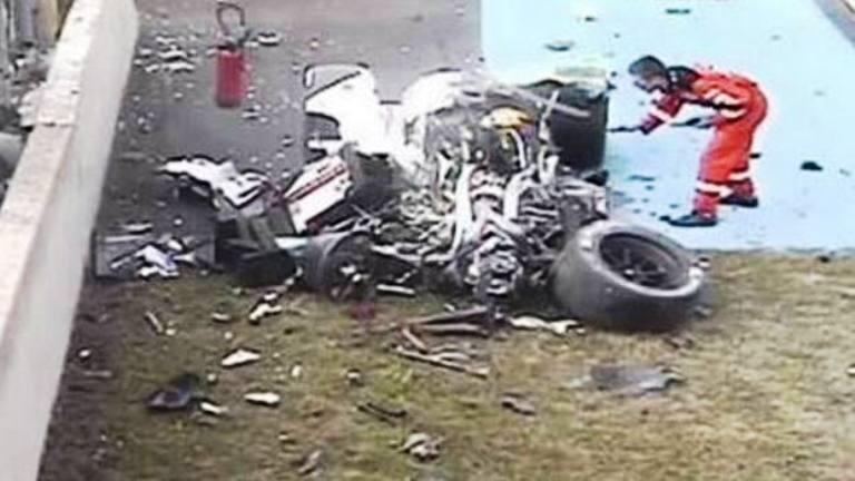 24 H Le Mans – Spettacolare incidente durante le prove per Duval