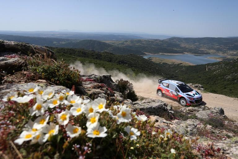 WRC – Hyundai ancora con tre i20 in Polonia