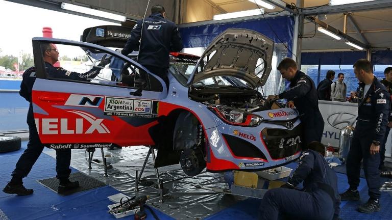 WRC – Hyundai aggiorna la sua i20