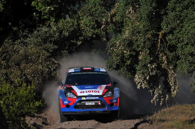 """WRC – Kubica: """"La gara è un'altra cosa"""""""
