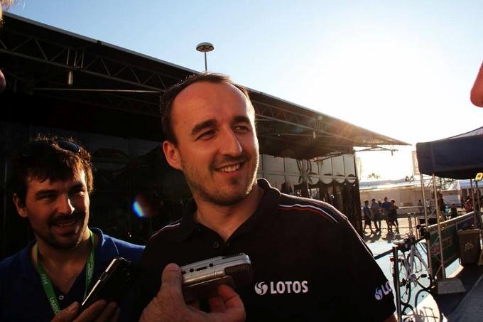 WRC – In Sardegna shakedown a Kubica