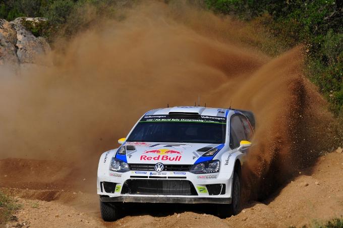 WRC – Latvala continua la sua marcia in Sardegna