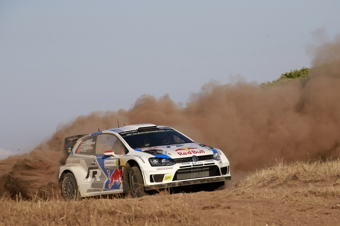 WRC – Latvala passa in testa in Italia