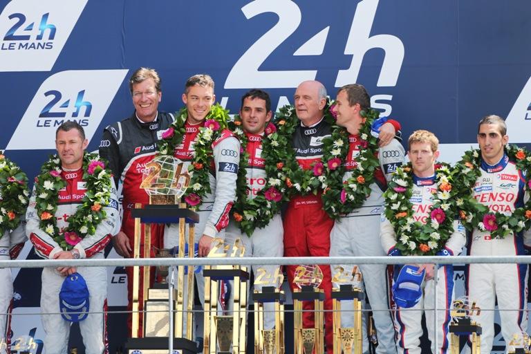 24H di Le Mans – Tredicesimo trionfo per l'Audi