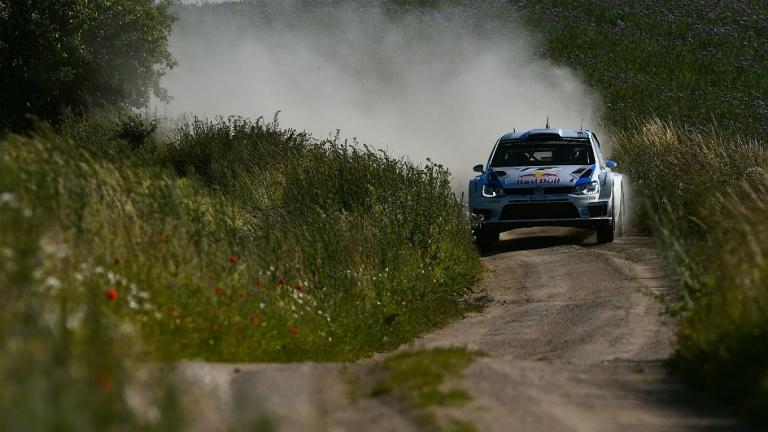 WRC – Ogier sempre in testa