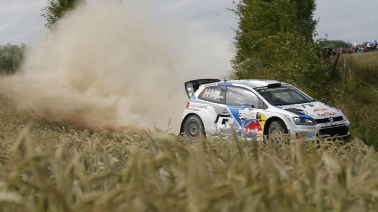 WRC – Ogier prende il largo in Polonia