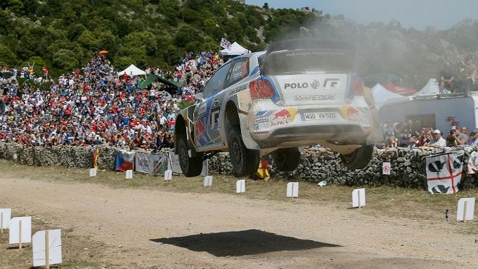WRC – Ogier conquista il Rally di Sardegna