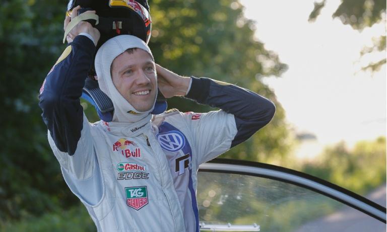 WRC – Ogier a mani basse in Polonia
