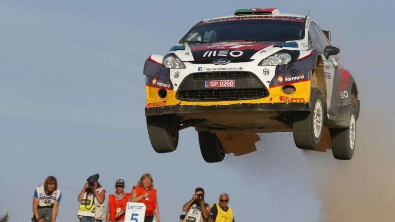 WRC2 – Classifica della Sardegna rivista per alcune penalizzazioni