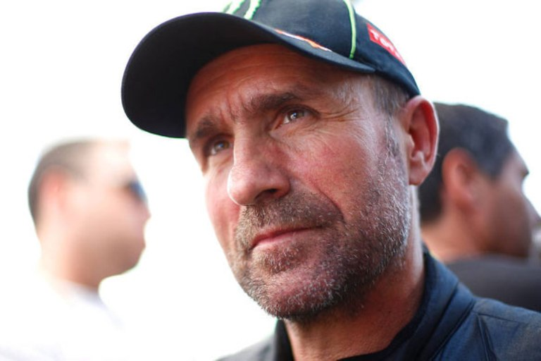 Peterhansel con Peugeot alla Dakar 2015