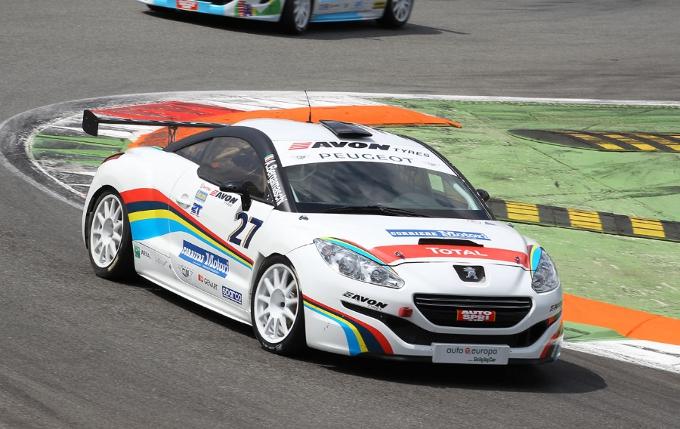 Soddisfazioni e qualche amarezza per le Peugeot nella terza gara del CITE a Monza