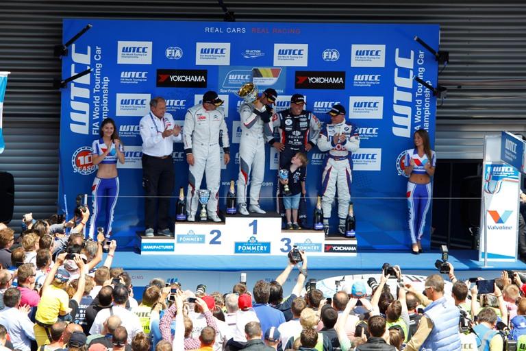 WTCC – Müller e Lopez vincono a Spa