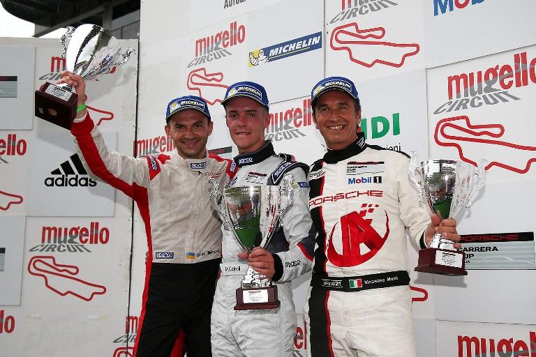 Porsche Carrera Cup Italia – Prima manche del Mugello a Cairoli