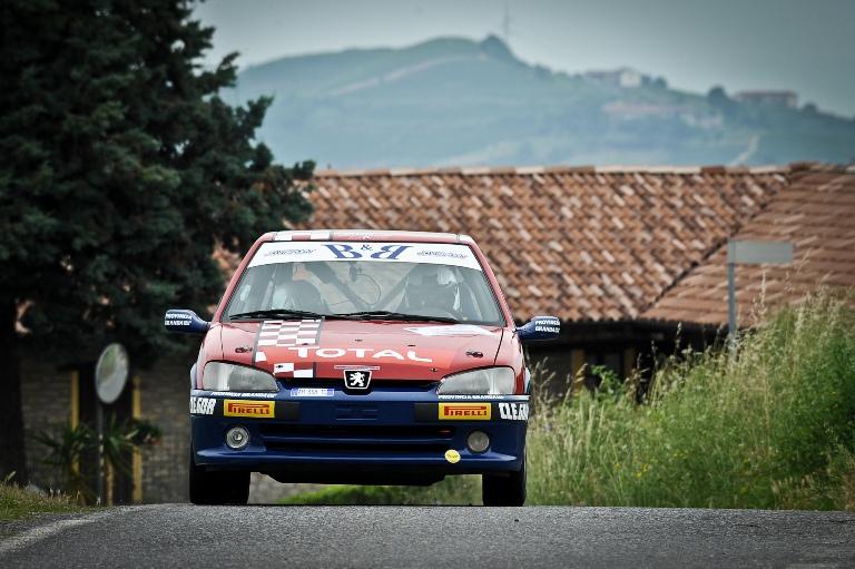 Paolo Iraldi si aggiudica la prima fase della Peugeot Competition
