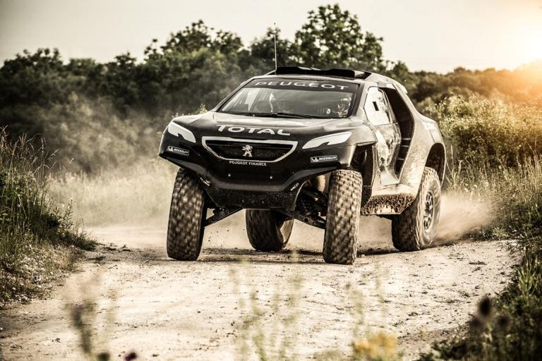 Dakar 2015 – La 2008 DKR sarà una due ruote motrici