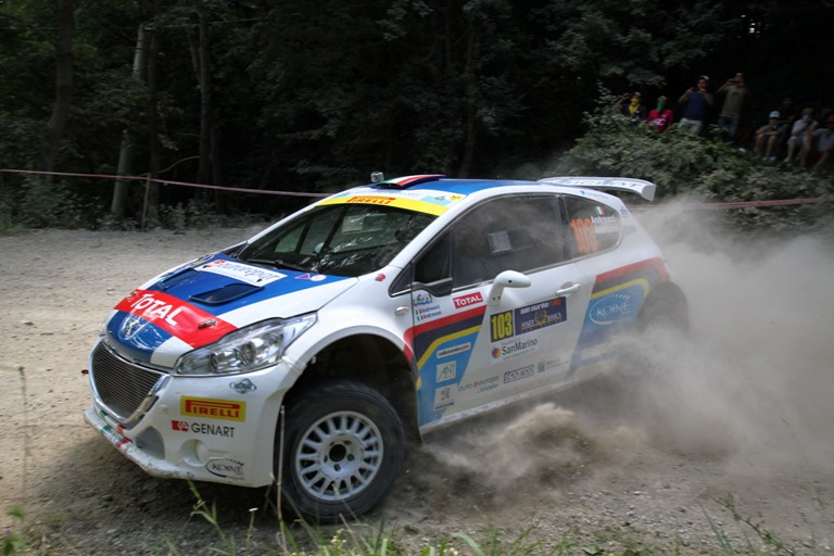 Andreucci e Pirelli trionfano a San Marino