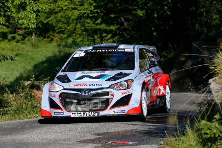 WRC – Bouffier e Sordo in Germania con Hyundai