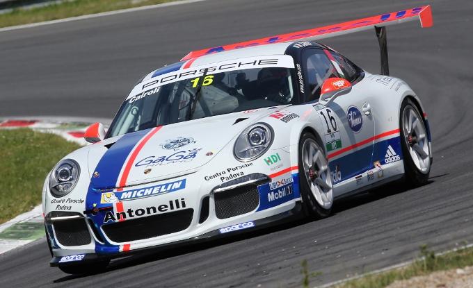 Porsche Carrera Cup Italia 2014: al Mugello Cairoli vuole tornare leader del campionato