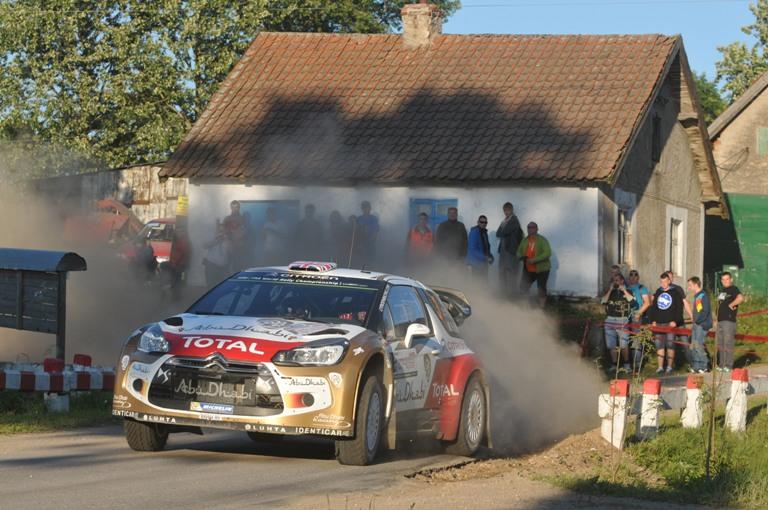 WRC – La Citroën scuote i suoi piloti