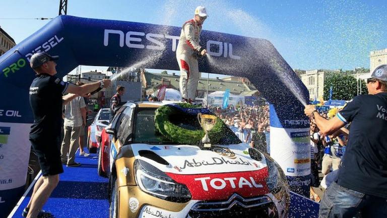 WRC – Ostberg vince la Helsinki Battle