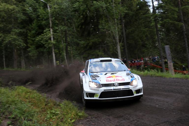 WRC – Latvala comanda dopo le prime due prove a Jyväskylä