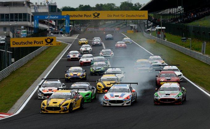 Maserati Trofeo World Series: A Silverstone si assegna il Trofeo Europa