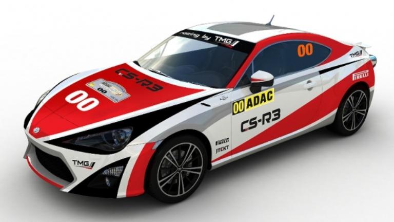 WRC – La GT86 CS-R3 aprirà le ps del Rally di Germania