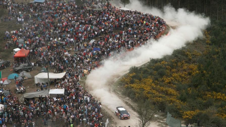 WRC – Il Rally del Portogallo migra al nord