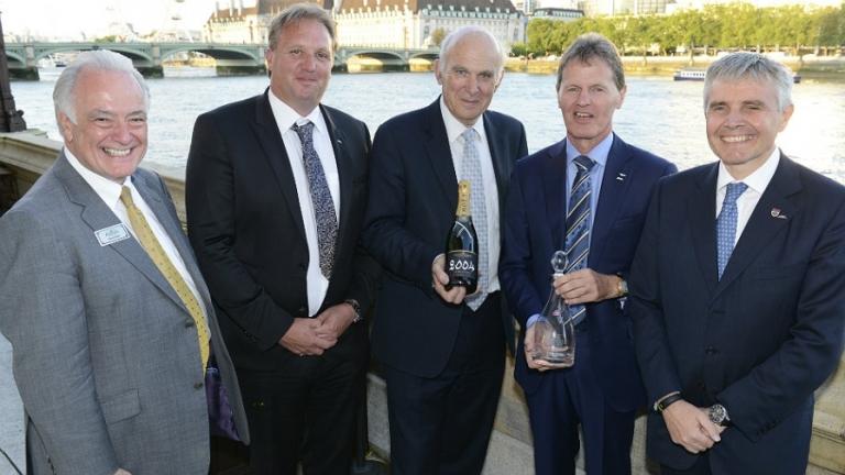 WRC – Wilson premiato per il suo contributo nei motori