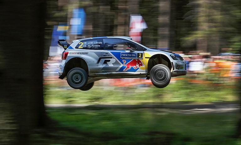 WRC – Latvala trionfa nella sua Finlandia