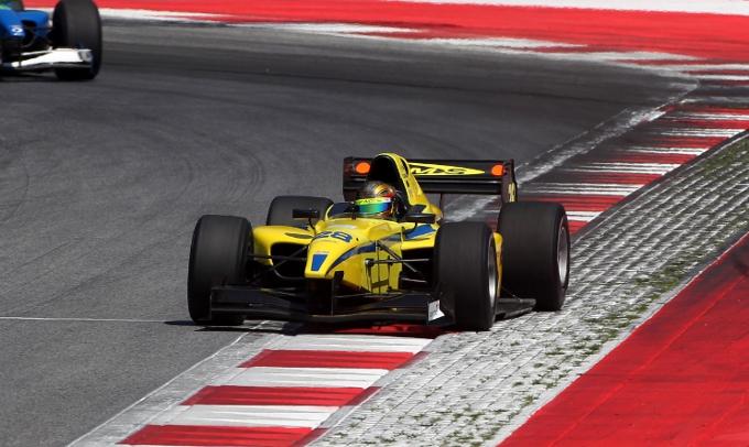Il Nurburgring ospita il settimo round dell'Auto GP