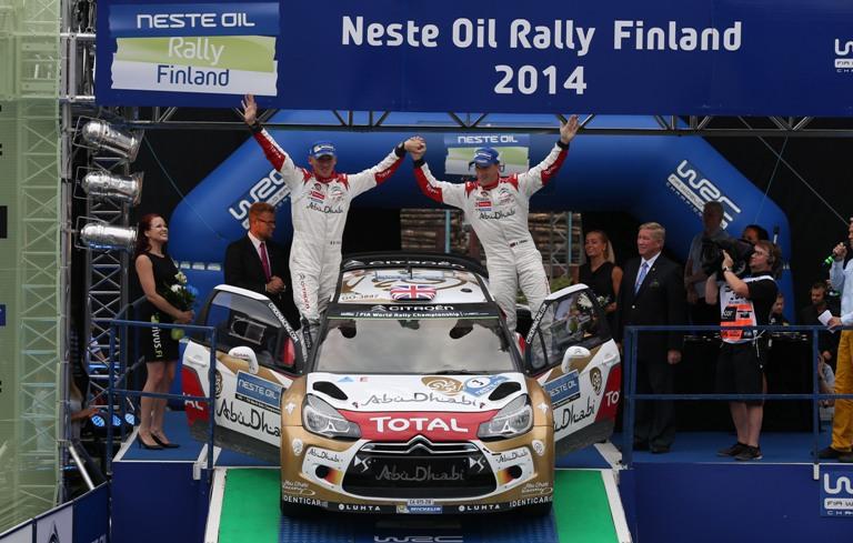 """WRC – Meeke: """"Un podio che vale una vittoria"""""""