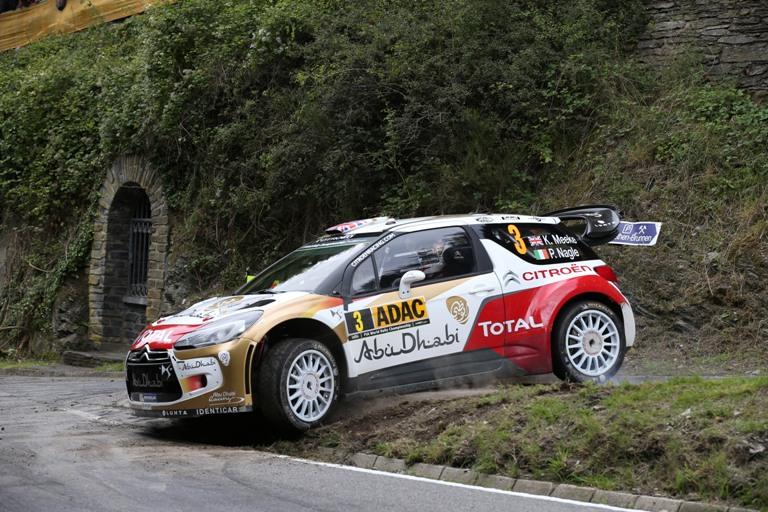 "WRC – Meeke: ""L'uscita colpa di una nota ottimista"""