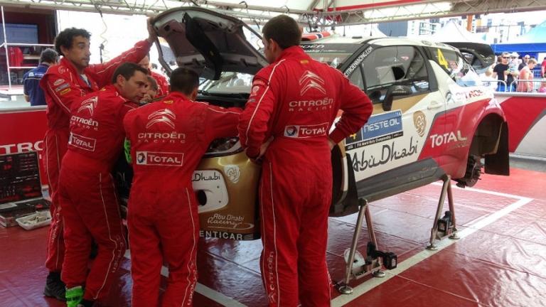 WRC – Ostberg non può proseguire