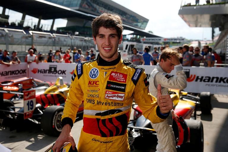 Campionato Europeo FIA Formula 3 – Giovinazzi trionfa in Gara 3 in Austria