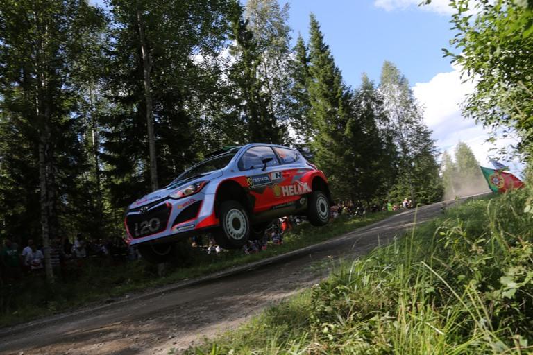 WRC – La Hyundai verso la Germania con ottimismo